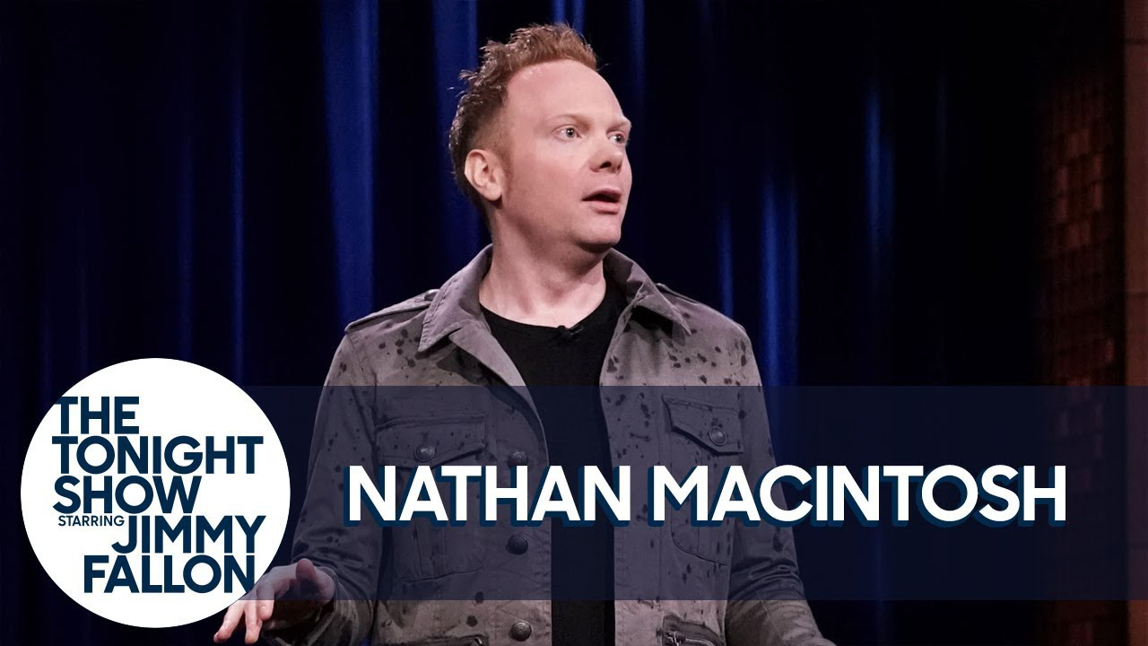 Nathan Macintosh Stand-Up