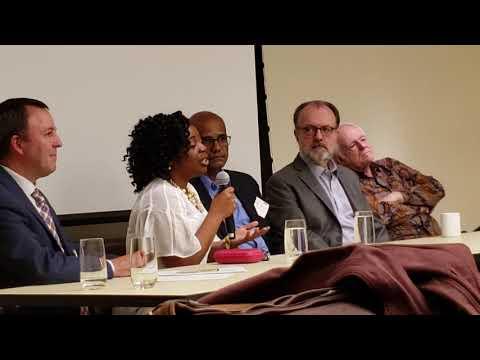 """Part 5   """"Innovative Programs in Haiti"""" Seminar April 10, 20"""