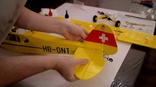 Piper Cub J3 - Rc-plane Building