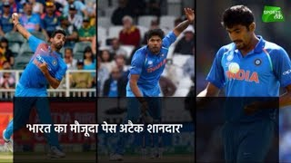 Current Pace Attack Is Most Complete For India: Sachin Tendulkar  | Sports Tak