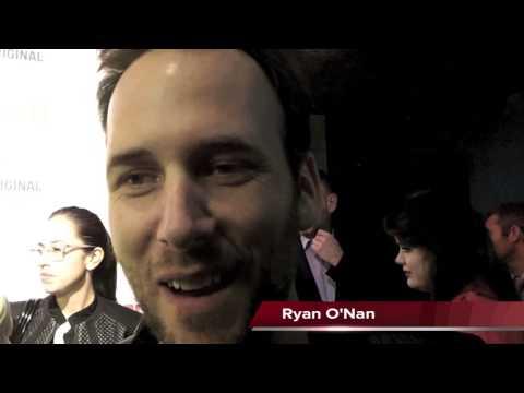 Ryan O'Nan Talks THOSE WHO KILL