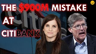 Someone sent off $900M by mistake   Citibank