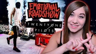 CONCERT DIARIES: TWENTY ONE PILOTS | EMOTIONAL ROADSHOW