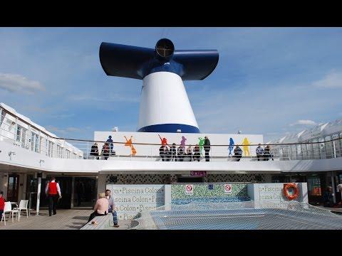 Magellan Ship Tour