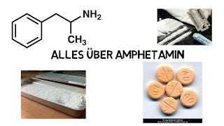 Alles über Amphetamin (Speed)