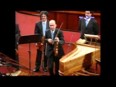 Georg Friedrich Händel e il suo copista John Cristoph Smith Suite VI in fa min