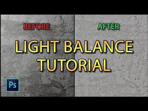 Photoshop Tutorial: How To Make Texture Seamless/tileable - Light Balance Technique