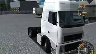 UK Truck Simulator #4: Plymouth - Grimsby | Felixstowe - London