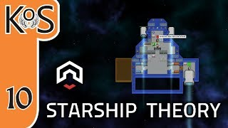 Starship Theory Ep 10: ENGINE BULK - Colony Builder/Survival, Let