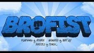 Repeat youtube video BROFIST Lyrics By Roomie & PewDiePie