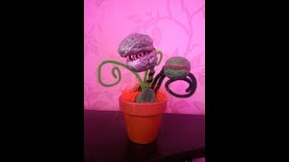 How to make Venus flytrap