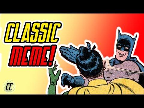 Batman SLAPS Robin...BUT WHY??