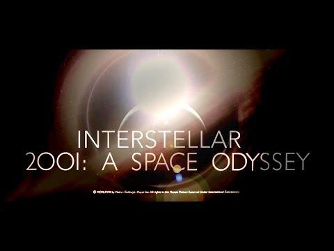 2001 an interstellar space odyssey