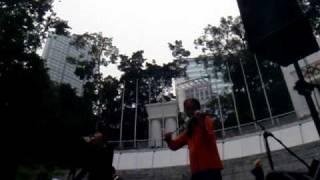 龔志成Ensemble feat. Shadow Kim, Mike Yuen Part 5 at 公園好聲 第二回 Part 16