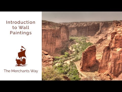 Introduction to Wall Paintings - The Merchants Way 016