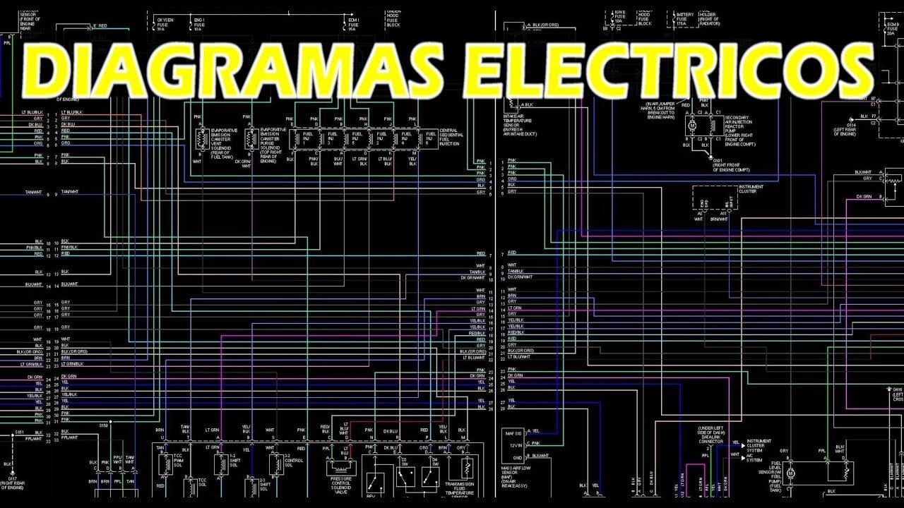 Donde Se Consiguen Los Diagramas Electricos Automotrices