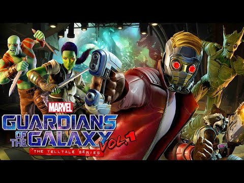 Guardians Of The Galaxy - Telltale Series - Episode 1
