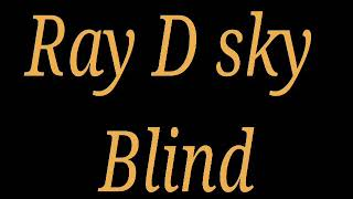 Gambar cover Ray d sky - blind