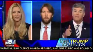 Ann Coulter Destroy an Anti Trump Chump on Hannity