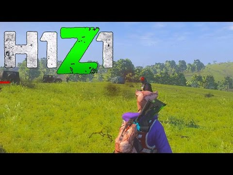 how to go first person in h1z1