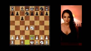 Chess Opening Trap#3 – Caro-Kann Defence – Win in Six Moves!
