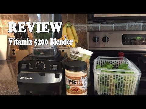 Review - Vitamix 5200 Blender 2019