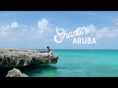 Discover Malmok's beaches with Shanti : The Locals Travel Guide to Aruba