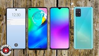 Top 5 Budget Smartphones 2021 - Under $300!