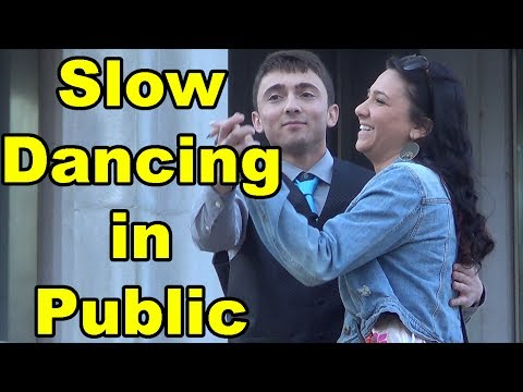 Slow Dancing in Public
