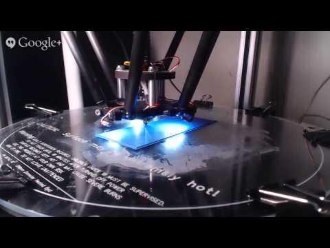3D Printed ABS Dual 18650 Box Mod
