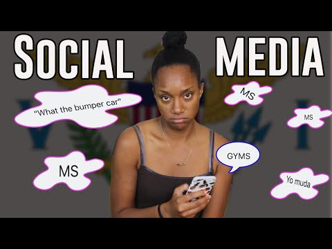 Social Media Lingo & Abbreviations | US Virgin Islands 🇻🇮