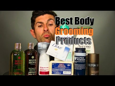 Best Body Wash, Deodorant, Soap, Lotion and Powder | Alpha M  Grooming Awards 2015