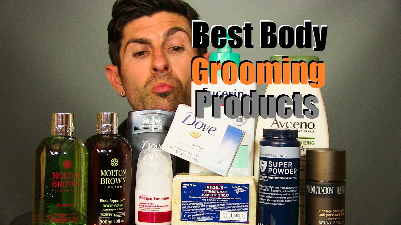 Best Body Wash, Deodorant, Soap, Lotion And Powder | Alpha M Grooming  Awards 2015   YouTube