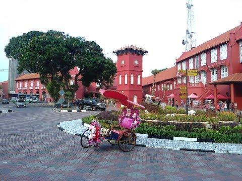 MELAKA (MALACCA) CITY UNESCO HERITAGE SITE MALAYSA