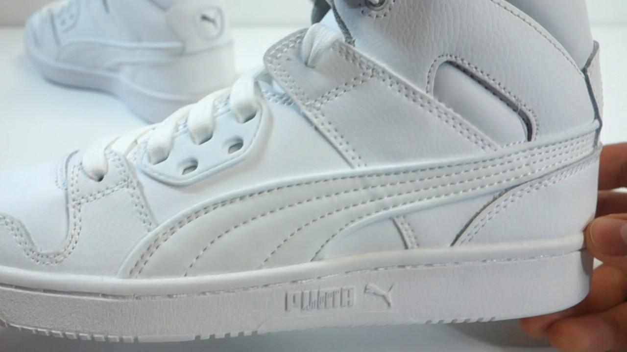 Pánské luxusní kotníkové boty Puma - YouTube b79127e83