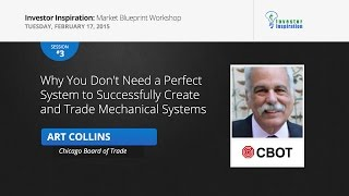 Successfully Create and Trade Mechanical Systems Art Collins