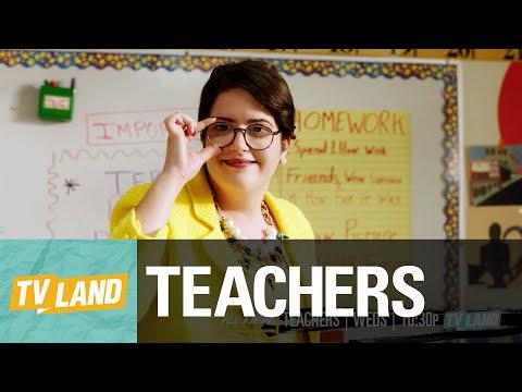 Ms. Feldman's Classroom Evaluation  Teachers on TV Land