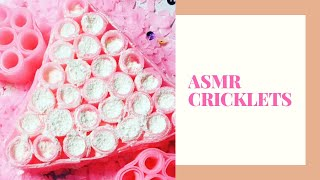 ASMR for Relief ! Box Soap with powder crunch ! (ASMR CRICKLETS) #30