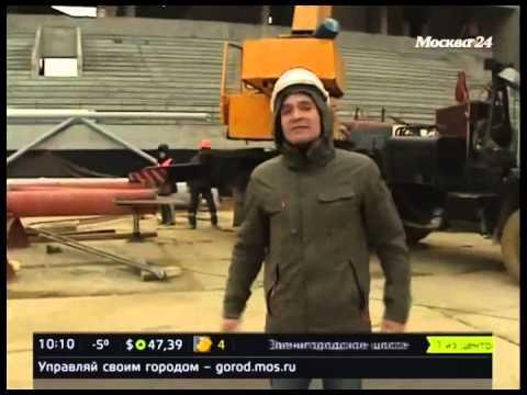 Основная часть подземных работ на будущем стадионе ЦСКА завершена Москва 24