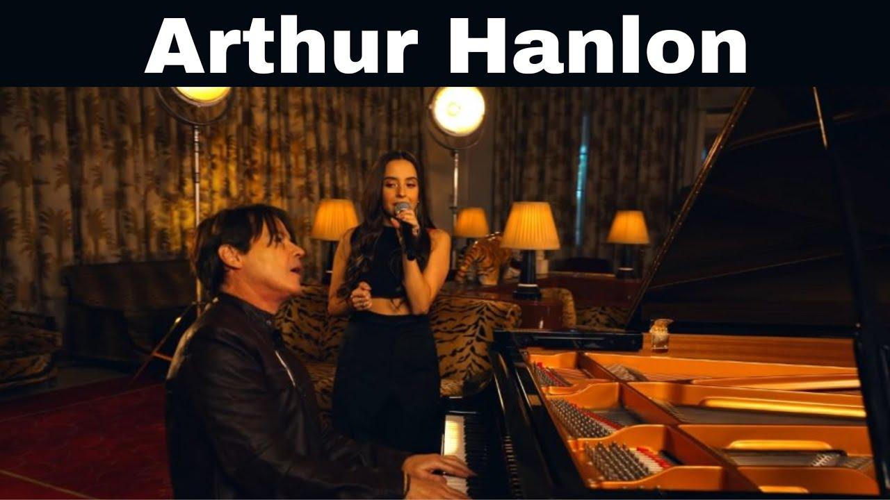 'Piano y Mujer' nuevo Album de Arthur Hanlon
