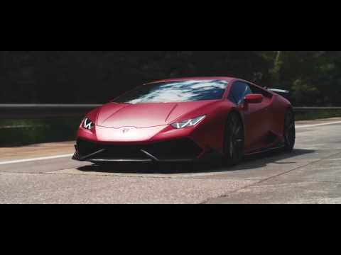 Lamborghini HURACAN  DRIFTING °-°Martin Garrix - Animals (R!OT Drop Edit)°-°