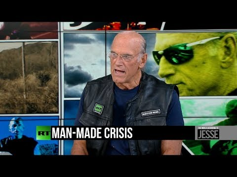 Jesse Ventura: FED UP With 'Draft-Dodgers' Beating Drums of War at Iran
