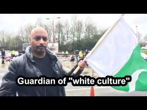 """A Pakistani Ex Muslim in the UK - Guardian of """"White Culture"""" For """"Support"""""""