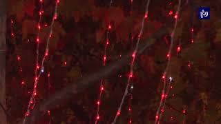 إضاءة جادة الشانزيليزيه بمناسبة عيد الميلاد (25/11/2019)