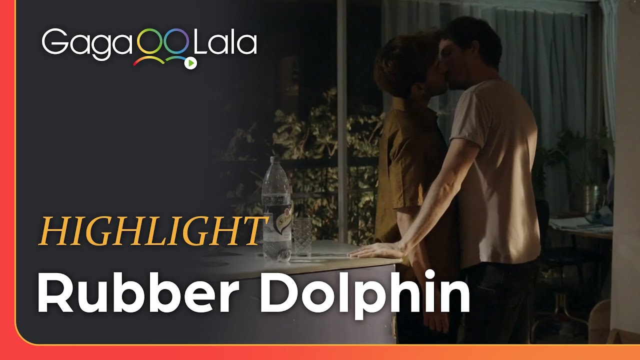 """Download 2 men in 1 bedroom getting barely any sleep, guess what they were doing in """"Rubber Dolphin""""?🤔"""
