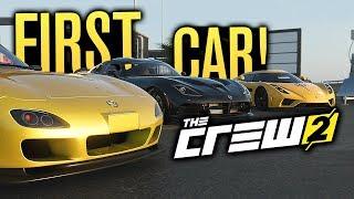 The Crew 2 FULL Walkthrough | FIRST CAR... PLANE & BOAT! - Part 1
