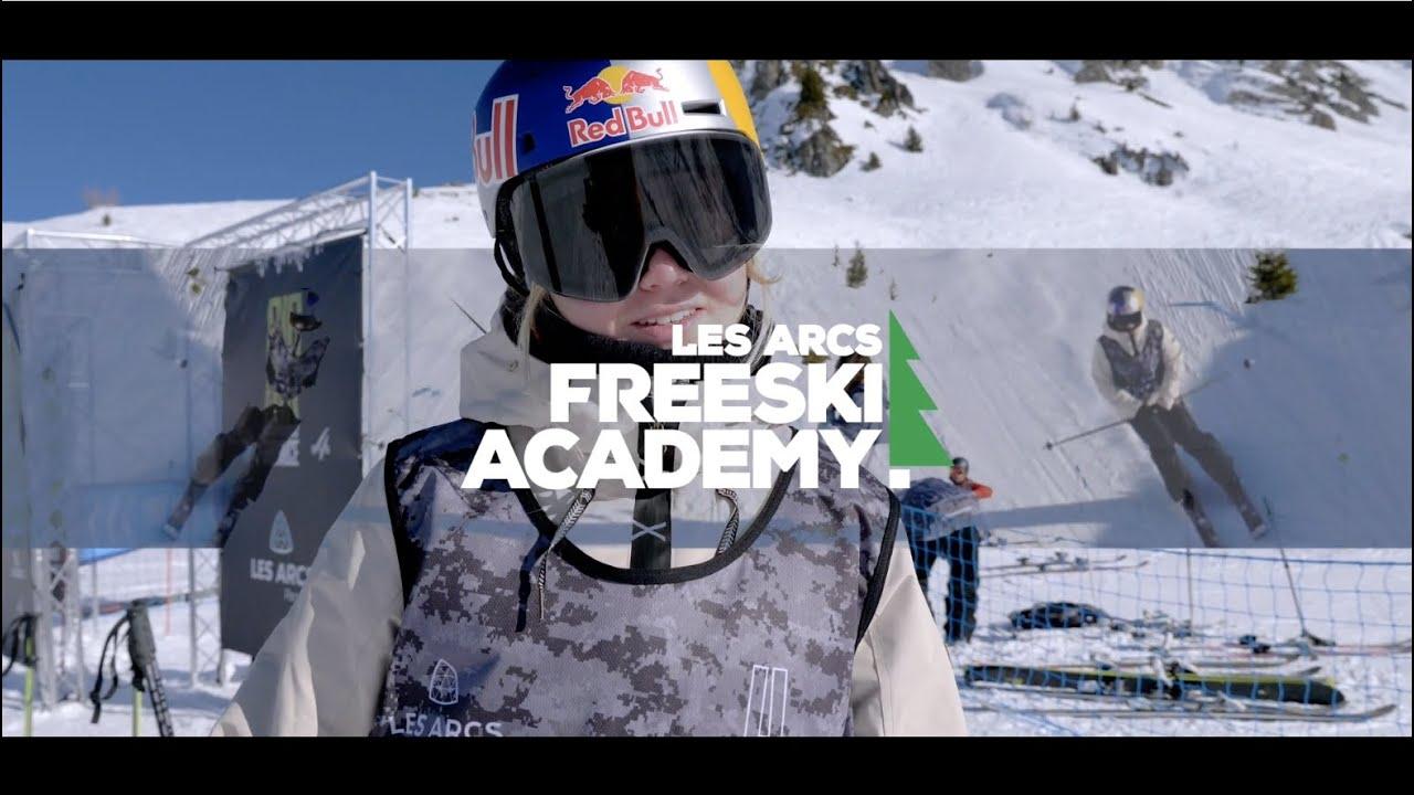Les Arcs Freeski Academy - Launchpad 2020