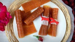 আমসত্তো || ম্যাংগো বার || Bangladeshi Ammshotto Recipe || How To Make Mango Bar || Mango Bar Bangla