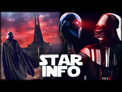 Star Info #50 | LE CHATEAU DE DARK VADOR & LE NOUVEAU SITH ! | Canon
