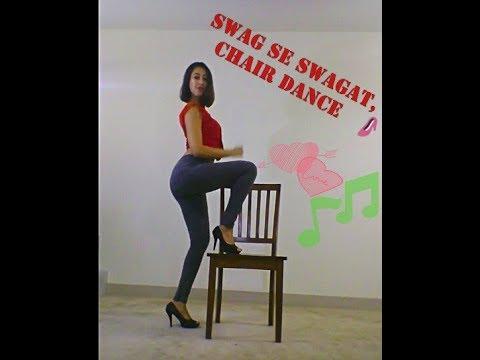 Swag se Swagat Dance | Chair dance | Tiger Zinda Hai | Salman khan | Katrina kaif
